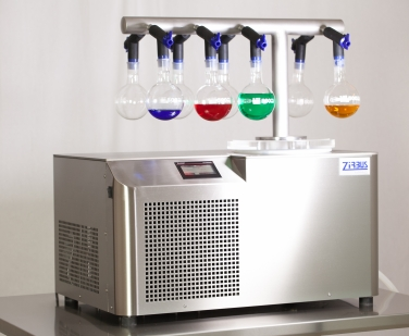 Laboratorium vriesdrogers | Zirbus Technology
